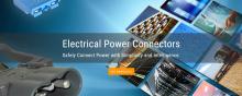 Компактные разъемы питания Anderson Power Products