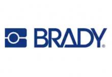 Этикетка, надпись Brady