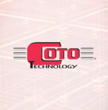 Датчик-переключатель Coto Technology