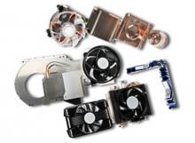 Осевые вентиляторы 125MM Delta Electronics