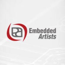 Модуль дисплея Embedded Artists