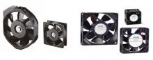 Осевые вентиляторы DC размером 119мм NMB Technologies
