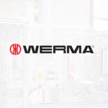 Маяк светодиодный WERMA