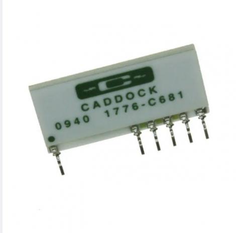 1776-C681 | Caddock | Резистор-массив