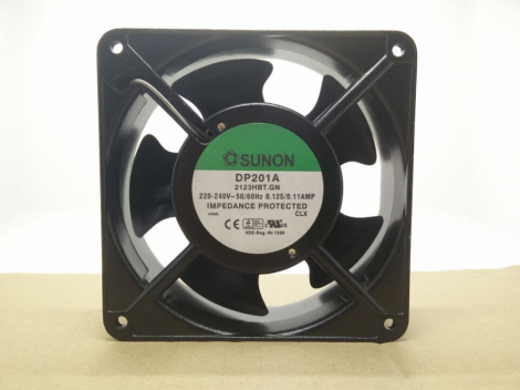 A1123-HSL.GN | SUNON | AC Вентилятор 119.5X38.5MM 115VAC